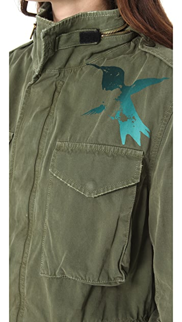 FREECITY Sun Sparrow LNL Jacket