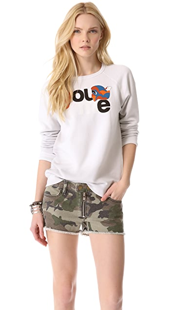 FREECITY You and Me Sweatshirt