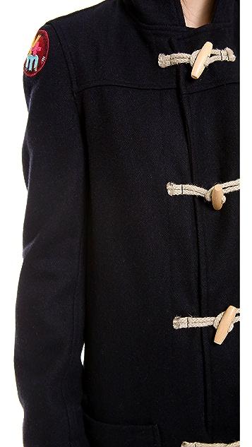 FREECITY LNL Large Montgomery Coat