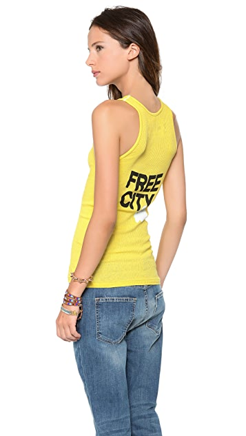 FREECITY Free City Big Dove Tank