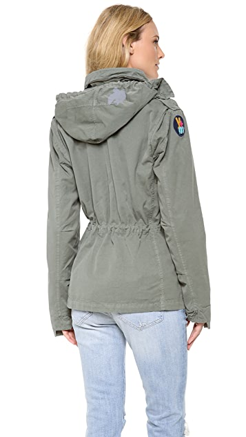 FREECITY F+M Peace Corps Jacket