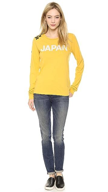 FREECITY Japan Long Sleeve Tee
