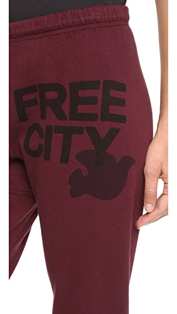 FREECITY Swami Featherweight Sweatpants