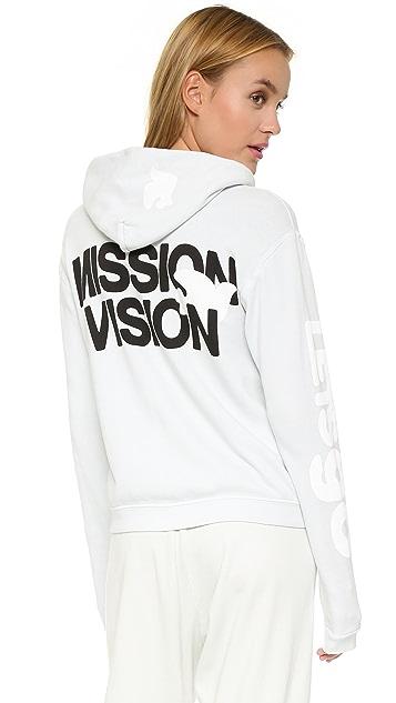 FREECITY Mission Vision Hoodie