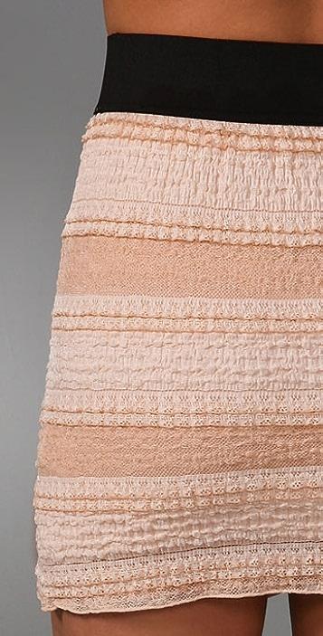 Free People Petticoat Lace Skirt