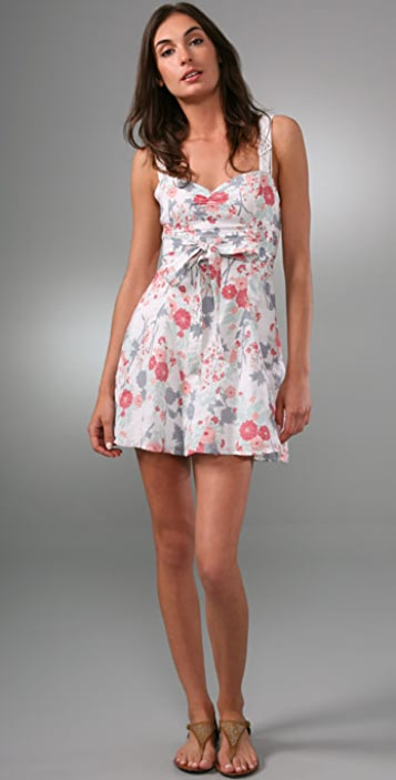 Free People Sunshine For My Love Dress