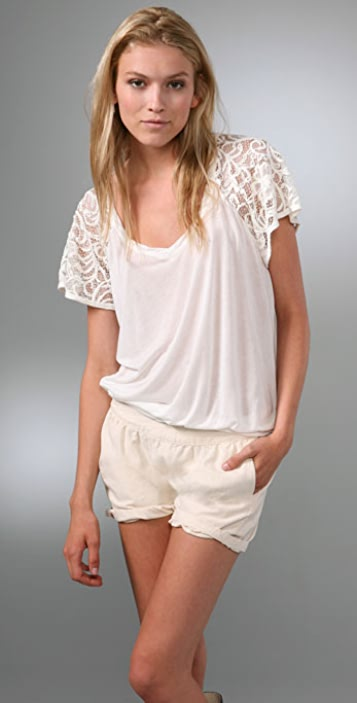 Free People Lacey Top
