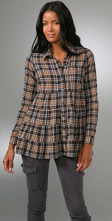 Free People Eternal Sunshine Shirt