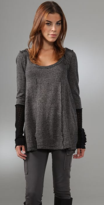 Free People Fly Far Away Tunic