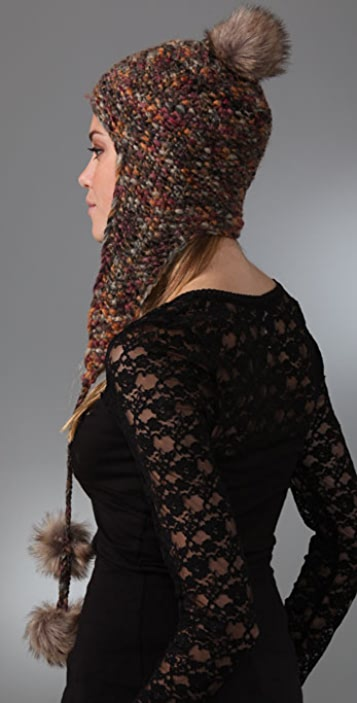 Free People Kristal's Ombre Hat