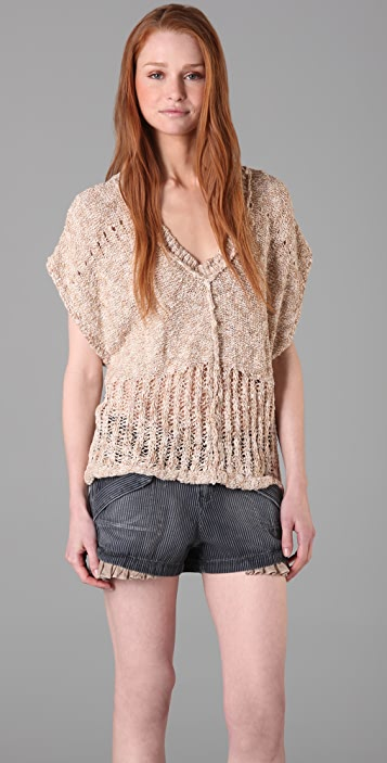 Free People Jitterbug Pullover Sweater