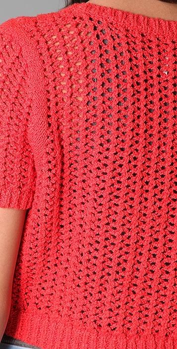 Free People Harmonica Pullover Sweater