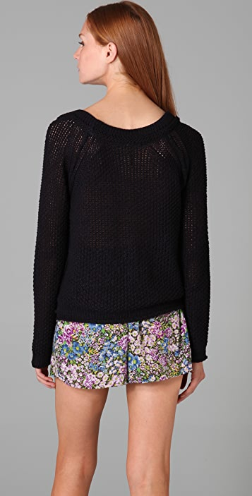 Free People Sahara Star Sweater