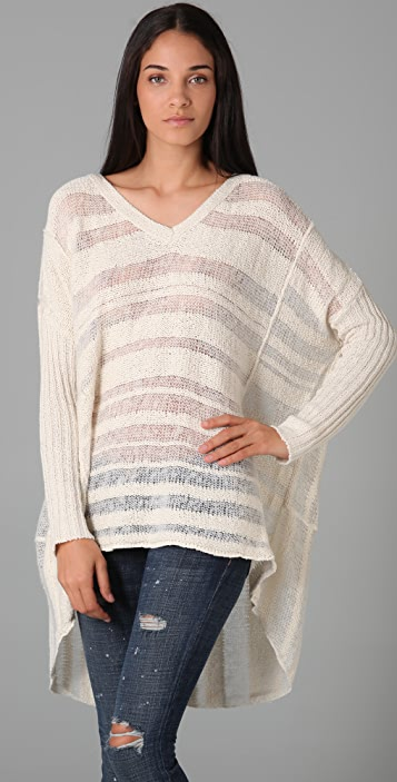 Free People Spending Time Sweater