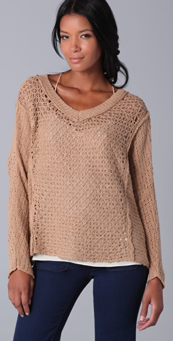 Free People Laguna Coast Sweater