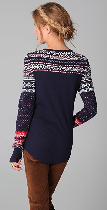 Free People Cabin Fever Thermal Top | SHOPBOP