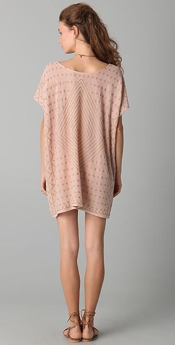 Free People New Romantics Embellished Dress