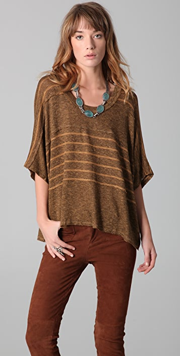 Free People Bella's Boxy Sweater