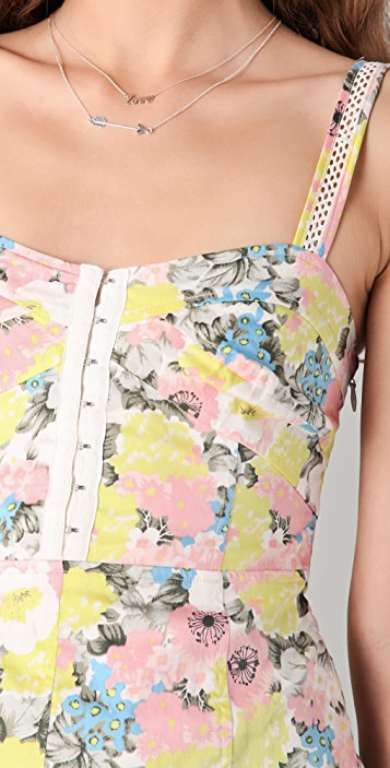 Free People Garden Party Bustier