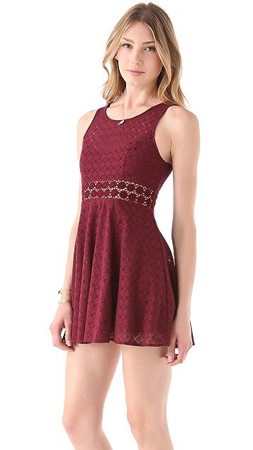 Free People Daisy Waist Dress