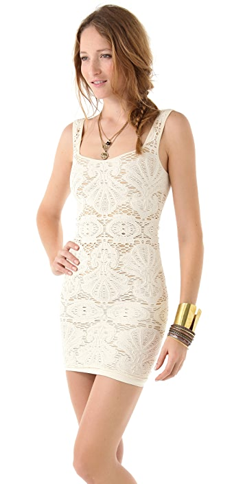 Free People Seamless Sweetheart Slip Dress