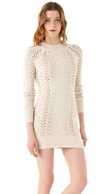 Free People Marais Sweater Dress