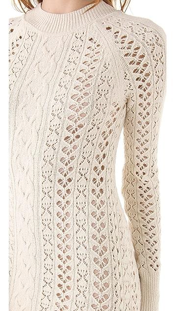 Free People Marais Sweater Dress