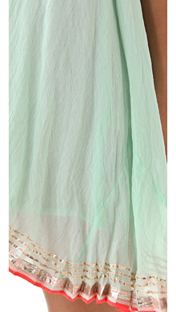 Free People Merrie's Ariel Dress with Racer Back