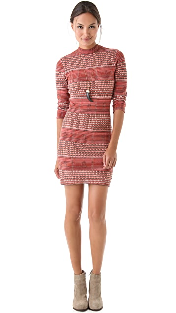 7bf237be06b829 Free People Groovy Sweater Knit Dress ...