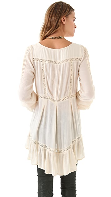 Free People Willow Glen Top