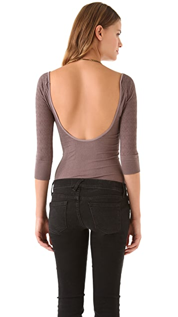 Free People Seamless Layering Top