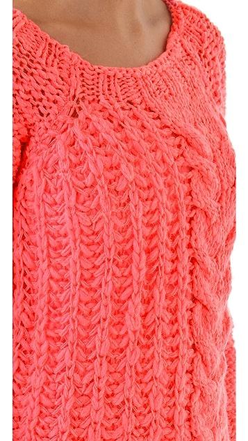 Free People Hot Tottie Sweater