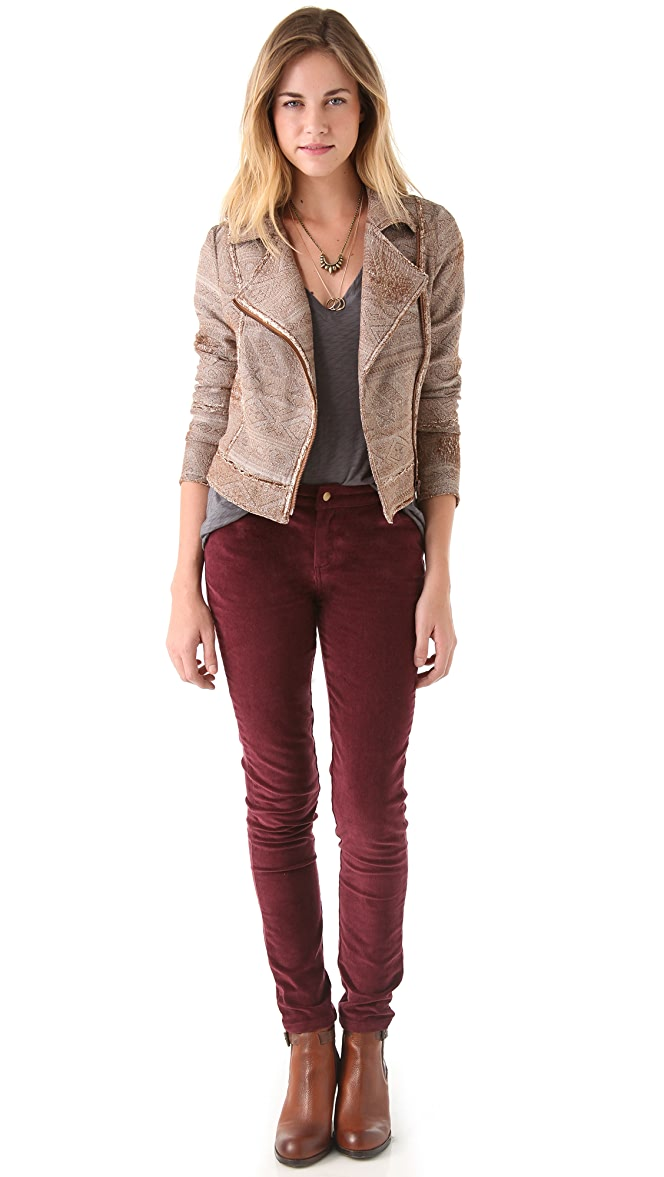 22+ Free People Brown Leather Jacket Gif