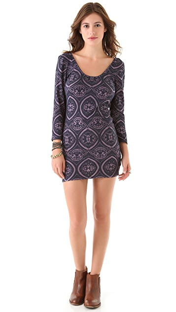 Free People Masquerade Belle Dress
