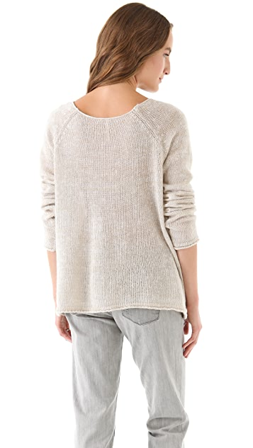 Free People Pony Ride Pullover