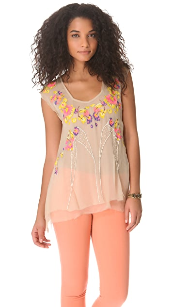 Free People Summer Nights Top