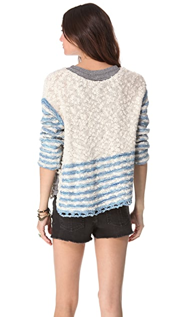 Free People French Creek Pullover