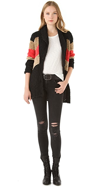 Free People Rocket High Cardigan