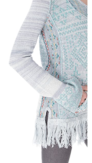 Free People Dream Time Story Tunic