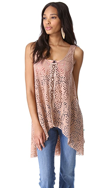 Free People Wild is the Wind Tunic