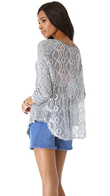 Free People Poppyseed Pullover