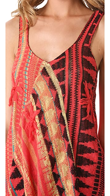Free People Madagascar Tank