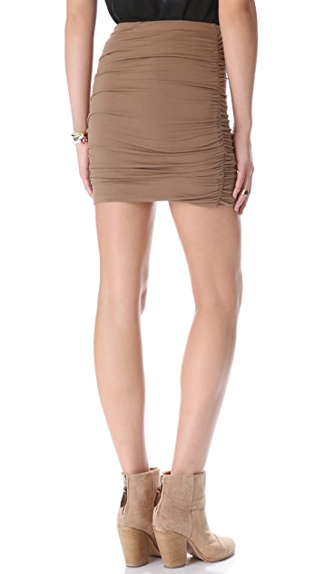 Free People Essential Scrunch Skirt