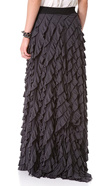 Free People Lydia Maxi Skirt
