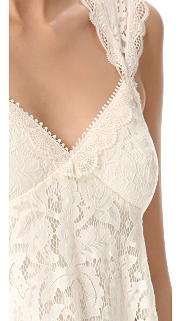 Free People Creme de la Creme Dress