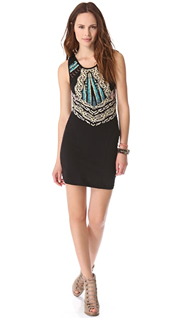 Free People Out of Africa Dress