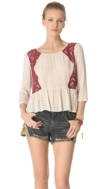 Free People Dandelion Top