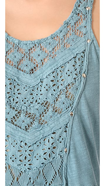Free People Day Tripper Tank
