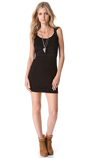 Free People Cross My Heart Dress