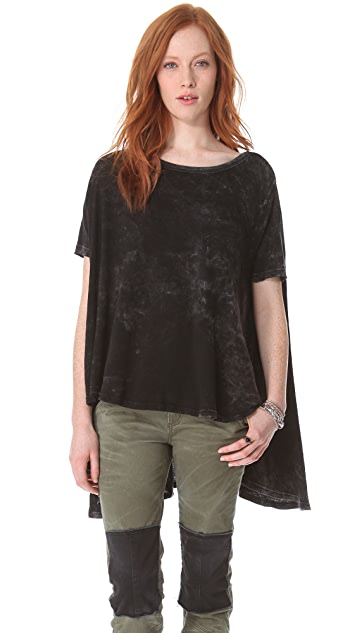 Free People Circle In The Sand Tee